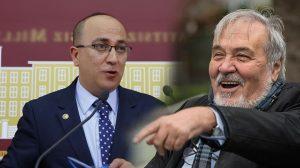 MHP'li İzzet Ulvi Yönter yazılanı anlamadı, İlber Ortaylı'ya hakaret etti!