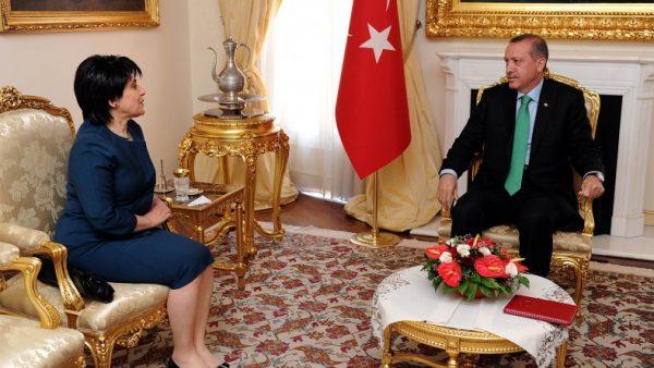 HDP Ağrı Milletvekili Leyla Zana beraat etti
