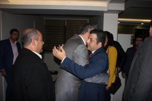 AKP Hatay İl Başkanı Ahmet Atıç, Erdoğan'ın üzerine görevi bıraktı