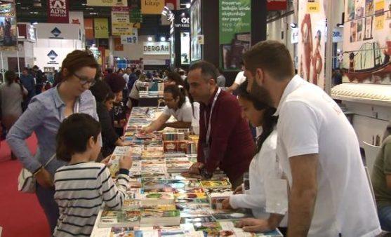 36. Uluslararası İstanbul Kitap Fuarı kapılarını kitapseverlere açtı