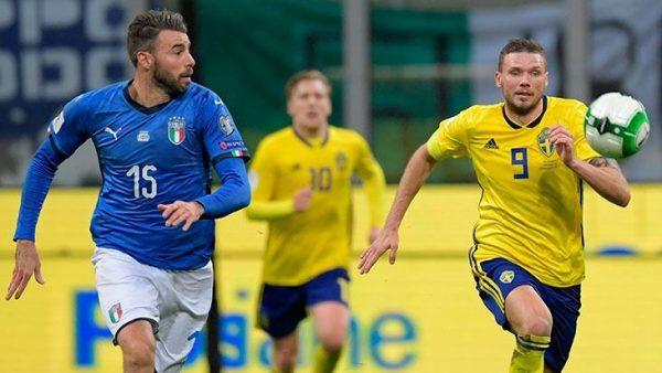 İtalyanlara şok! İsveç'e elendiler, tarihte ikinci defa Dünya Kupasına gidemiyor!