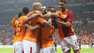 Galatasaray, Gençlerbirliği'ni 5-1 mağlup etti!