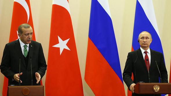 Cumhurbaşkanı Erdoğan ve Vladimir Putin'den açıklamalar