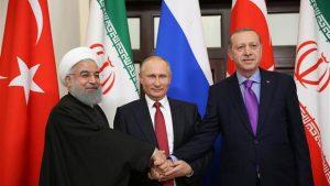 Soçi'deki üçlü zirveden sonra Putin, Erdoğan ve Ruhani'den ilk açıklamalar