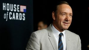 Netflix, Kevin Spacey'yi House of Cards'dan kovdu