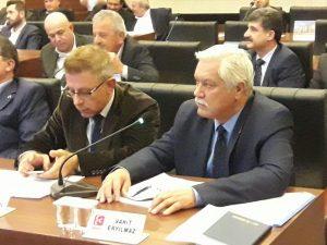 MHP'li belediye meclis üyesinden, fakülteye Bülent Ecevit ismi önerisi