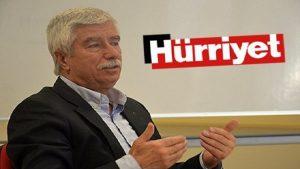 '70 yaş' iddiası Hürriyet Gazetesi'ni karıştırdı