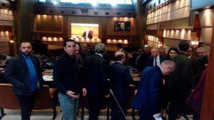 İstanbul Belediyesi bütçe görüşmesinde gerginlik çıktı… CHP görüşmeleri terk etti