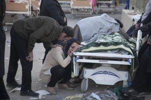 İran'da yıkılan binaların çoğu devlet tarafından yapıldı