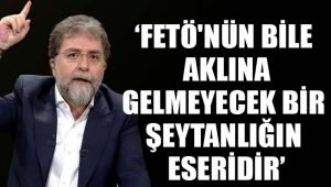 Ahmet Hakan iki cümle ile Sözcü operasyonunu özetledi