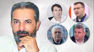 Akif Beki Sözcü Gazetesi Davası tanığı 4 yazarı topa tuttu!