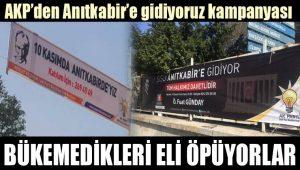 AKP 10 Kasım için Anıtkabir'e otobüs kaldırıyor