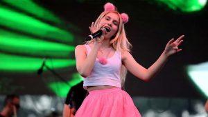 Aleyna Tilki Gomis'e şarkı yaptı