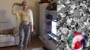 """Aleyna Tilki, """"penisli"""" skandal paylaşımın ardından ortadan kayboldu; tepkiler devam ediyor!"""