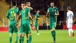 Fenerbahçe: 6 Adana Demirspor: 0