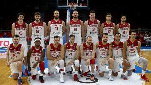 Türkiye Basketbol A Milli Takımı kadrosu açıklandı!