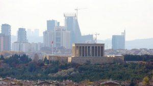 Ankara'da Anıtkabir silueti tartışması başladı!