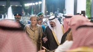 Suudi Arabistan Almanya'ya nota verdi!