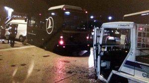 Atatürk Havalimanında kaza: Hostesler ve pilot yaralandı