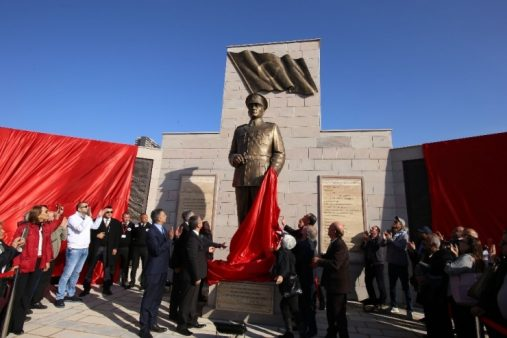 Ata'ya en güzel hediye: Kurtuluş Savaşı Parkı Ankara'da açıldı