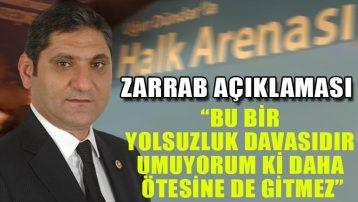 Aykut Erdoğdu'dan Reza Zarrab açıklaması