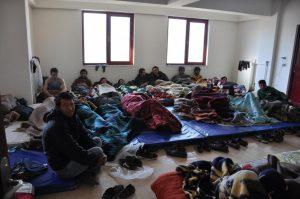 Banker Bilo filmini aratmayan görüntüler:Göçmenleri İstanbul diye…