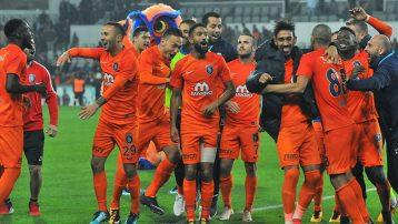 Başakşehir'den maç sonrası olay paylaşım