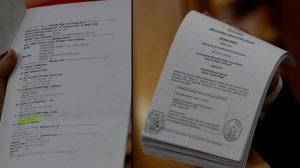 Kemal Kılıçdaroğlu'nun açıkladığı belgeler