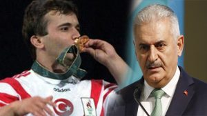 Başbakan Yıldırım: Naim Süleymanoğlu'nun vefatı bizi derinden üzmüştür