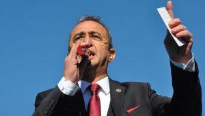 Bülent Tezcan'dan Zarrab açıklaması