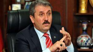 Büyük Birlik Partisi'nden seçim barajı açıklaması