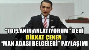 """CHP'li vekilden dikkat çeken """"Man Adası Belgeleri"""" açıklamaları!"""