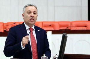 """CHP'li Çetin Arık'tan """"ajan"""" araştırması için önerge"""