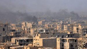 Suriye ordusu Der ez-Zor'u IŞİD'ten tamamen geri aldı