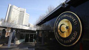 Dışişleri Bakanlığı'ndan YPG-IŞİD anlaşmasına tepki