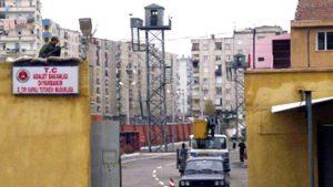 Diyarbakır'da cezaevine güçlendirilmiş torpille saldırı düzenlendi