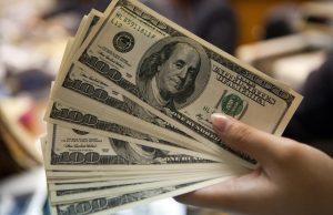 Dolar / TL paritesi güne sert düşüşle başladı ama tekrar yükseldi!