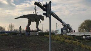 Melih Gökçek'in meşhur dinozoru da gitti!
