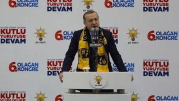 Erdoğan'dan flaş