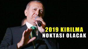 Cumhurbaşkanı Erdoğan Maçka'da halka seslendi