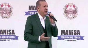 Cumhurbaşkanı Erdoğan'dan Sincar ve Kandil için sert mesaj!