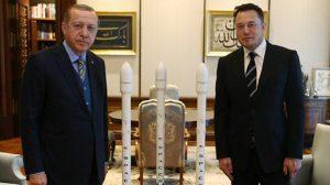 Erdoğan-Musk görüşmesinin ilk meyvesi: Türksat 5A ve 5B uydularını SpaceX uzaya gönderecek