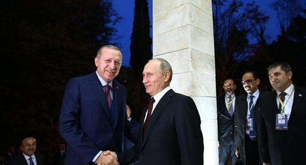 Cumhurbaşkanı Erdoğan ve Rusya Devlet Başkanı Putin'in görüşmesi bitti