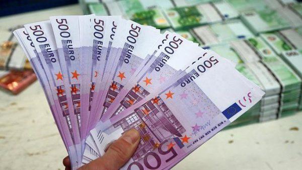 Euro 4.55 lirayı aştı