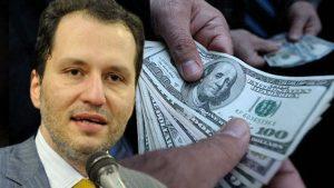 Fatih Erbakan: Halkın cebinden 656 milyar dolar aldılar
