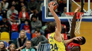 THY Euroleague'de Fenerbahçe Doğuş, CSKA Moskova'yı deplasmanda yıktı: 93-95