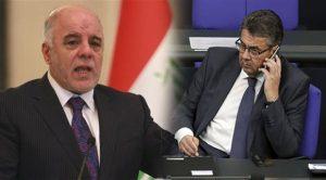 Alman Dışişleri Bakanı Gabriel'in Erbil ziyaretine İbadi engeli