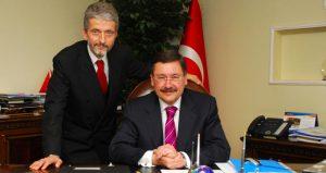 Melih Gökçek'ten halefi Mustafa Tuna'ya tweet