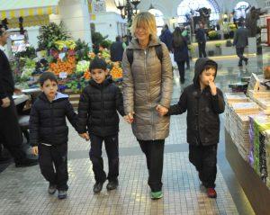 Gülben Ergen: Kendimin ve üç çocuğumun hayatından endişeliyim