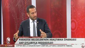 CHP'den AKP'ye aile boyu off-shore tepkisi!